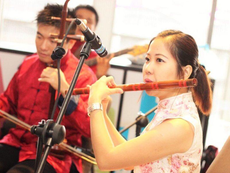 Chinese Band-4