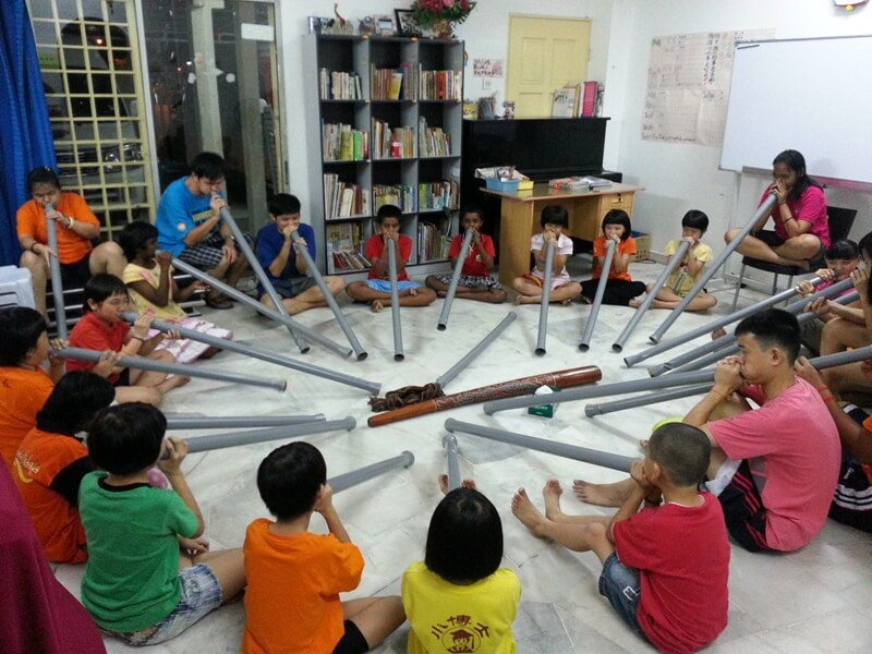 Didgeridoo Workshop 2