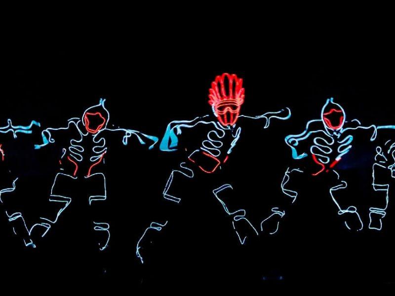 LED Dance-2
