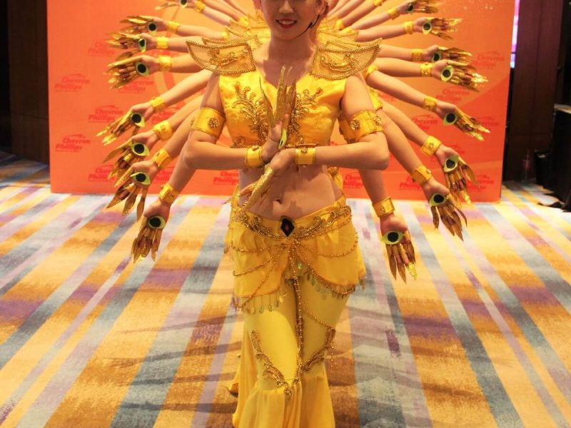 Thousand Hand Buddha-1
